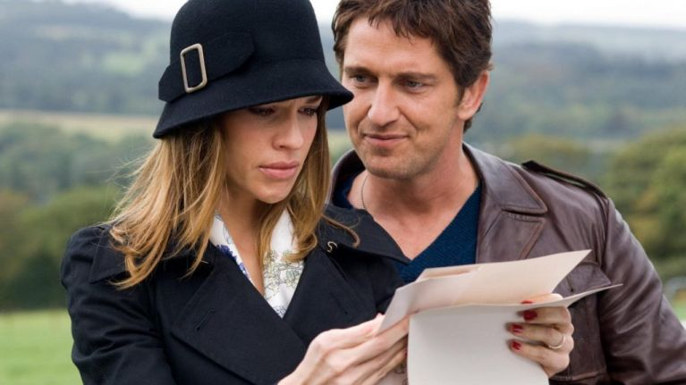 The PS, I Love You sequel is officially being made into a movie, confirms Cecelia Ahern