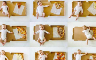 This mum's creative milestone pictures might be the cutest thing we have ever seen