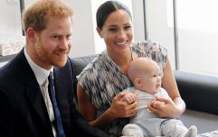 Meghan Markle and Prince Harry have taken Archie to his first ever royal engagement