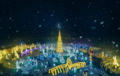 The biggest Christmas light maze in the world is on the way and it sounds magical