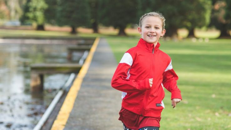 Running or walking mile a day can help your kids live YEARS longer says Prof Niall Moyna