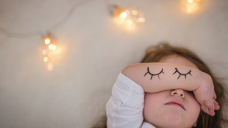 New research says we should stop daytime naps when children turn two (yes, really)