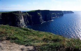 Dublin student dies after falling from Cliffs of Moher while trying to take a selfie