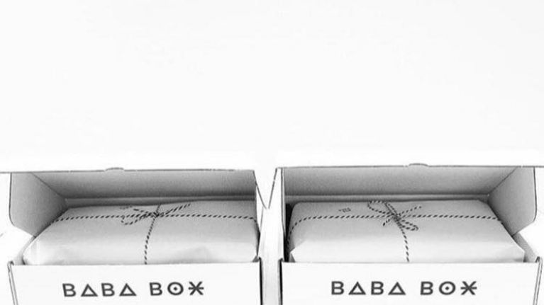 Baba Box have launched a gender neutral box for twins and it's gorgeous
