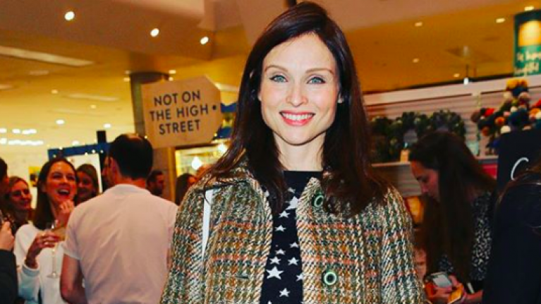Congrats! Sophie Ellis Bextor has given birth to her fifth child