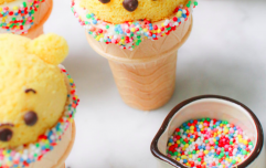 These adorable Winnie the Pooh cupcakes will be an absolute winner at every birthday party