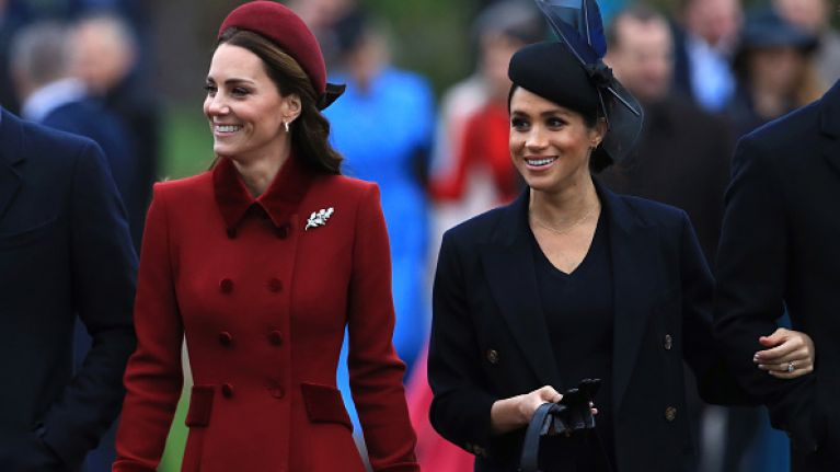Royal expert says Meghan Markle giving birth will change things between her and Kate