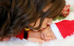 Colleen Ballinger's newborn reaches a mini milestone and she can't quite believe it