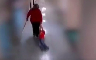 Teacher faces assault charge after dragging boy with autism down hallway