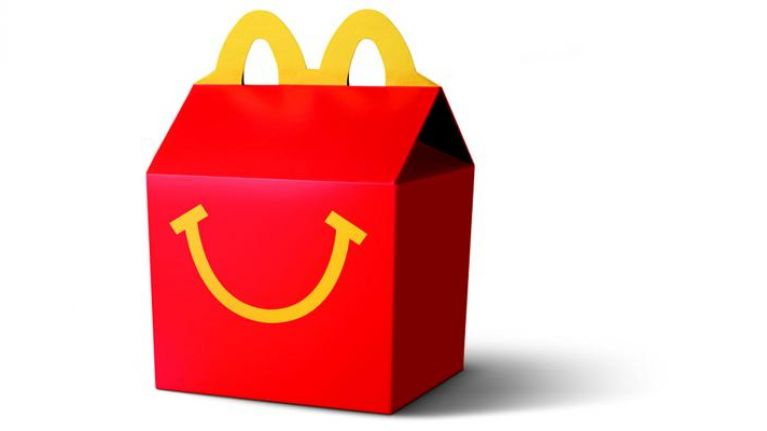 Glorious news! McDonald's is launching its first ever vegetarian Happy Meal