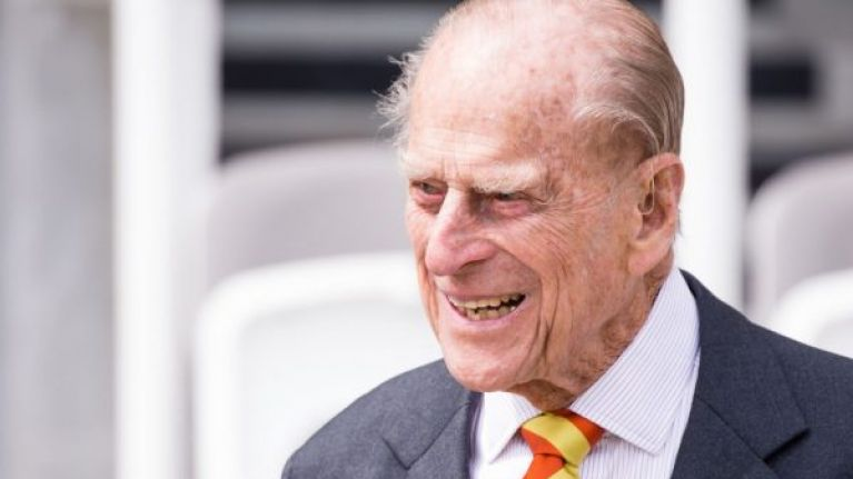 Prince Philip has a hobby we never knew about and it's very impressive