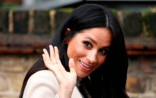 A woman called Meghan Markle a 'fat lady' and she handled it so well