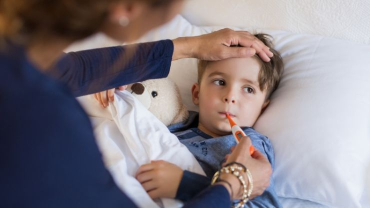 Over half of parents want more info on treating Covid-19 symptoms in children