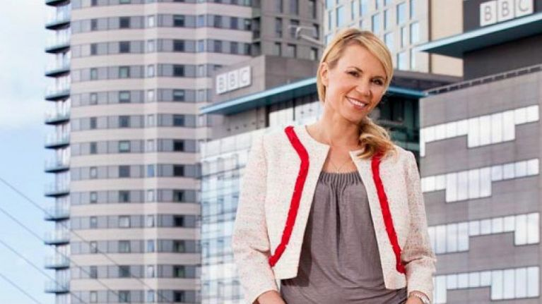 BBC weather presenter, Dianne Oxberry, passes away at the age of 51