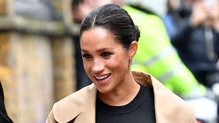We are absolutely in bits over this story Meghan Markle told about her handbag