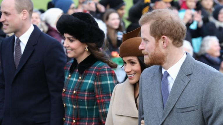 The surprising reason why Prince William won't be godfather to Harry and Meghan's baby