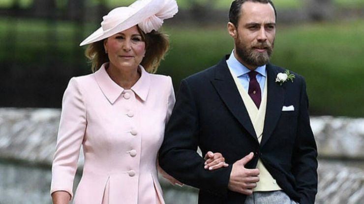 James Middleton's Instagram post reveals how he celebrated the birth of Princess Charlotte