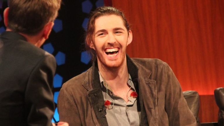 Hozier is on the Late Late Show this week and we are pumped