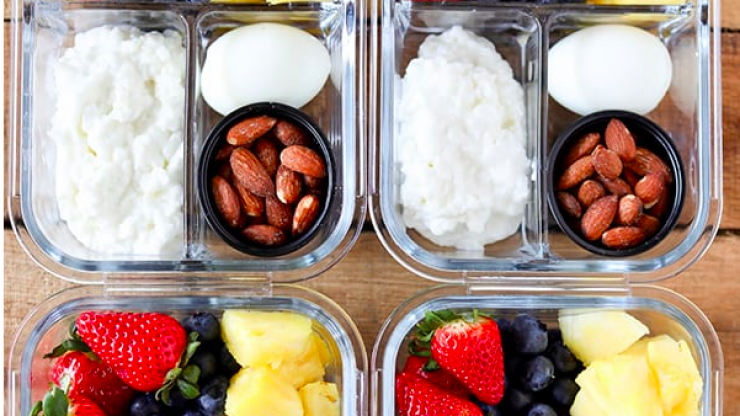 Healthy start: 5 delicious breakfasts to meal-prep today for an easy week ahead