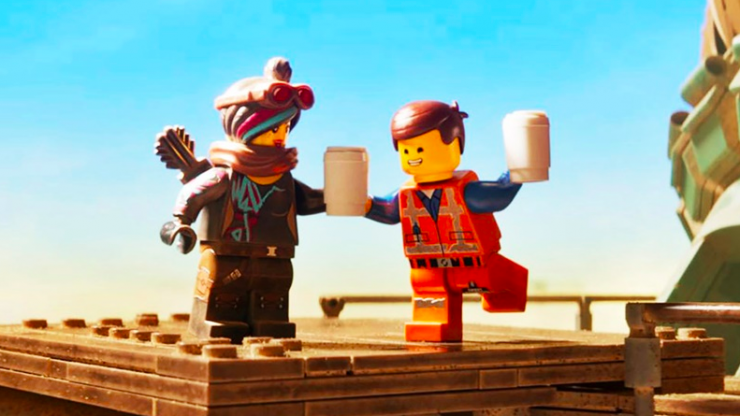 Win four tickets to see The LEGO Movie 2 at the Irish premiere screening in Dublin