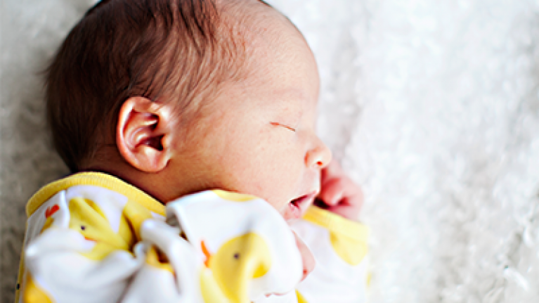 The MOST popular baby name in the world has been revealed