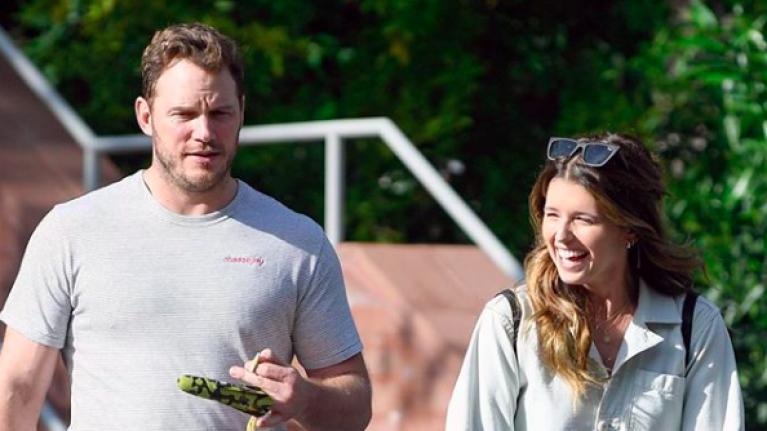 Chris Pratt is making plans to have 'lots of kids' with Katherine Schwarzenegger