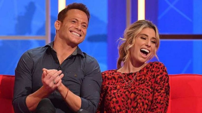 Stacey Solomon and Joe Swash announced they are expecting their first child together