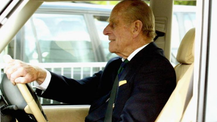 Prince Philip has sent a letter of apology to Emma Fairweather following the crash