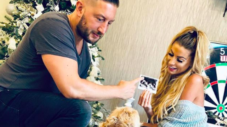 Mrs Hinch reveals she is expecting a baby boy with 'Mini Hinch' post