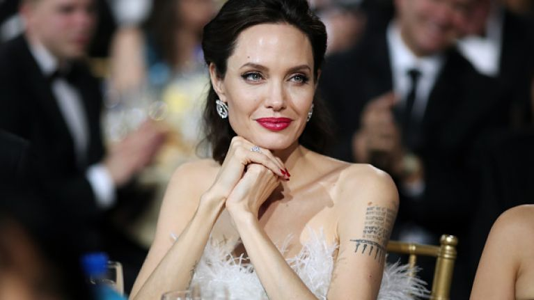Angelina Jolie's youngest daughter is the spitting image of her in new snap