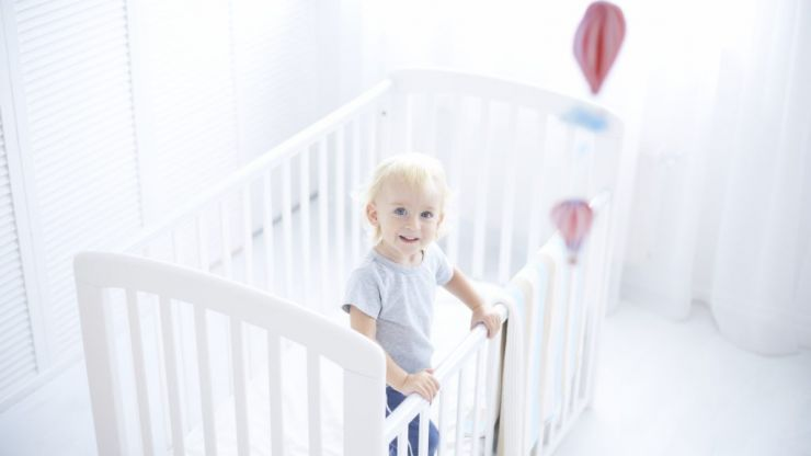 Getting rid of my daughter's cot made me realise I'll never do the baby stage again