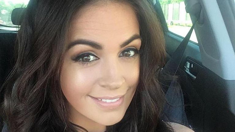 Model Alli MacDonnell shared post about online bullying before her death