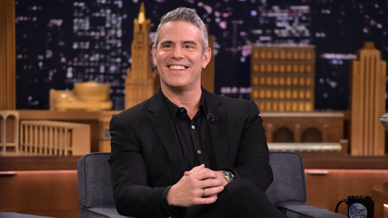 TV host Andy Cohen 'eternally grateful' after becoming a dad via surrogate