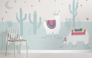 These animal print wallpapers will guarantee your kid has the coolest room