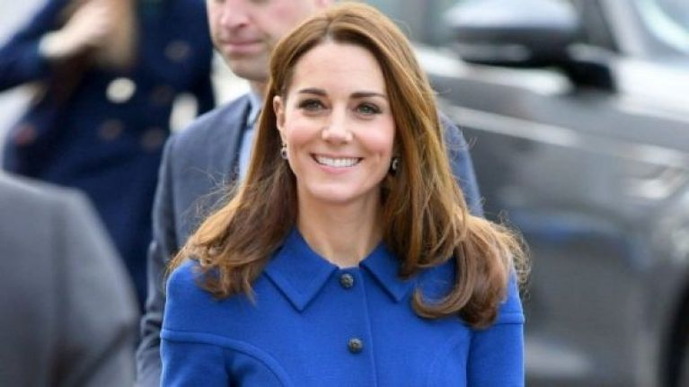 People are making strange comments about Kate Middleton's new €2,000 dress