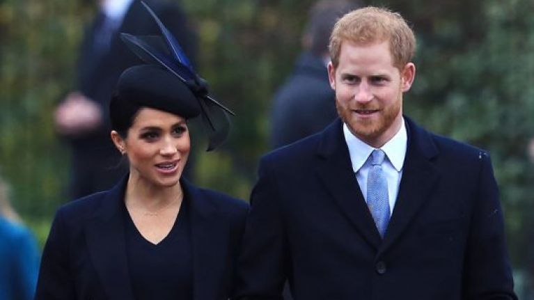 Meghan Markle just said the cutest thing about Prince Harry becoming a dad
