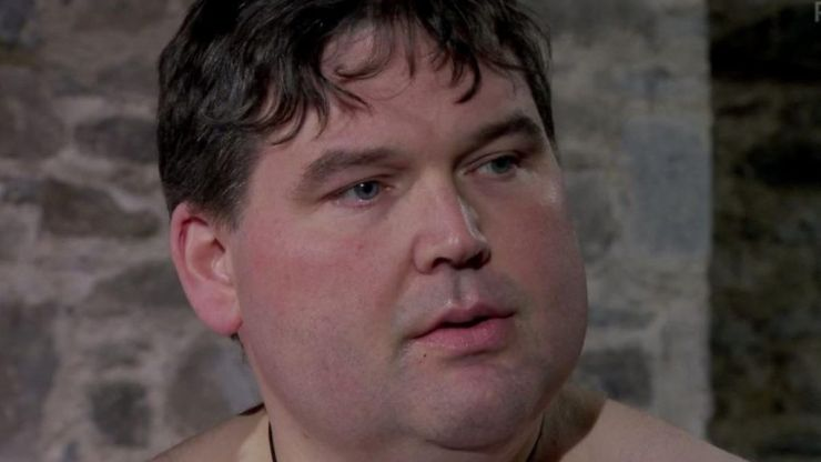 Operation Transformation leader Paul Murphy broke viewers' hearts last night