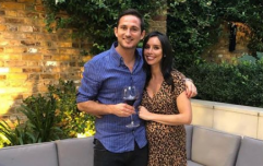 Christine Lampard gets emotional talking about motherhood on her first day back to work