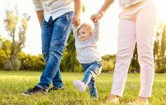 A new parent's benefit will become available to families from today