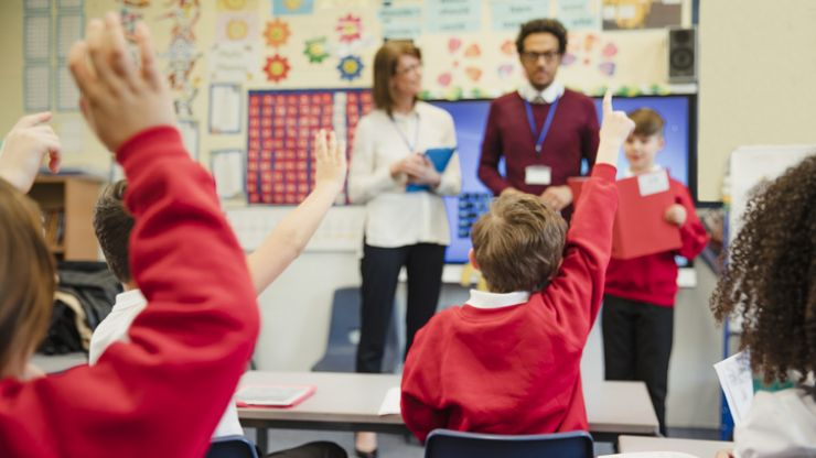 One teacher's tip for finding out which children are being left out is sure to resonate with parents