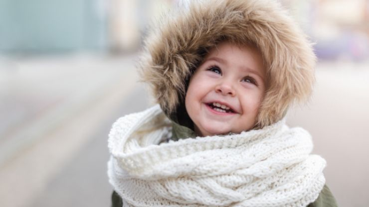 Due this month? 3 reasons babies born in February are actually really special