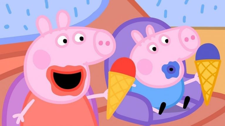 Us Parents Say Their Kids Are Picking Up English Accents From Peppa