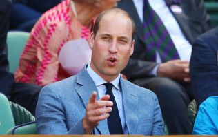 Prince William joked about nappy changing with new dads at today's event
