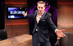The Late Late Show lineup for this week includes an exorcist priest