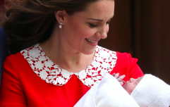 Kate Middleton and her baby son Prince Louis had a very sweet outing on Valentine's Day