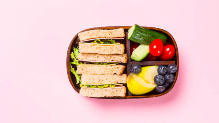 Mum 'sickened' by cheat day lunchbox aimed towards 'little girls'