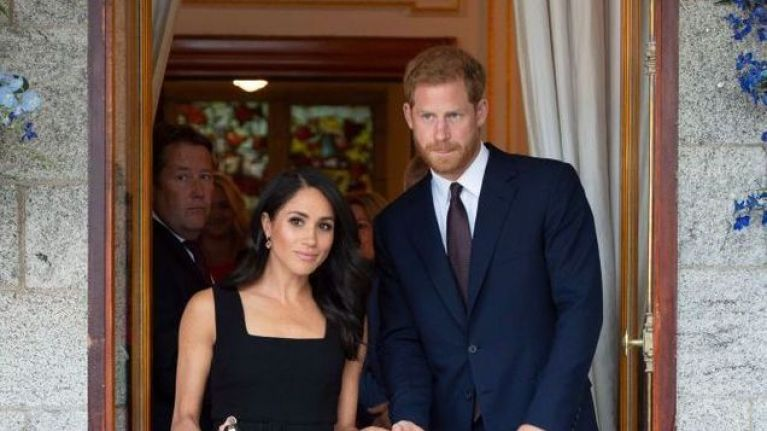 Prince Harry had the sweetest reaction when he first saw a photo of Meghan Markle