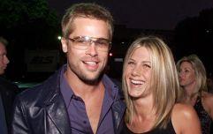 Brad Pitt sent Jennifer Aniston a gift before attending her 50th birthday bash