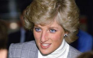 Kensington Palace just shared a rare photo of Princess Diana from 1993