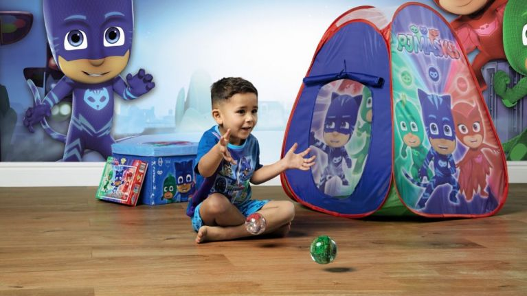 All your child's favourite characters will be arriving into Aldi next Thursday